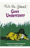 Nate the Great Goes Undercover (Nate the Great Detective Stories (Prebound))