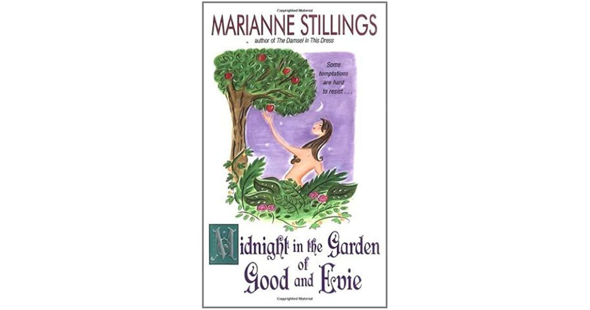 Midnight In The Garden Of Good And Evie By Marianne Stillings border=