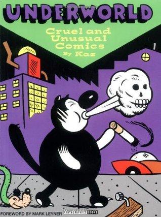 Underworld, Vol. 1: Cruel and Unusual Comics