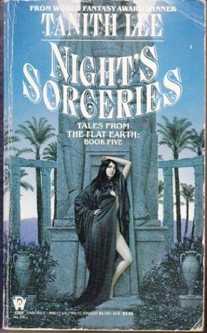 Night's Sorceries (Flat Earth, #5)
