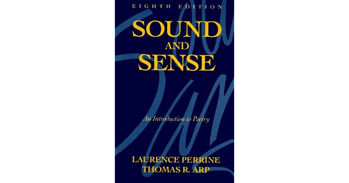 Perrine's Sound & Sense: An Introduction to Poetry / Edition 15