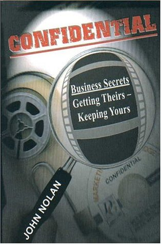 Buchclub – Confidential! Business Secrets: Getting Theirs, Keeping Yours