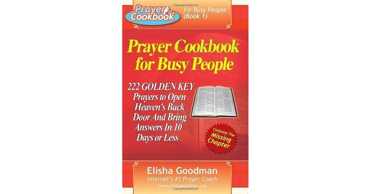 Elisha Goodman Midnight Prayer Points Pdf