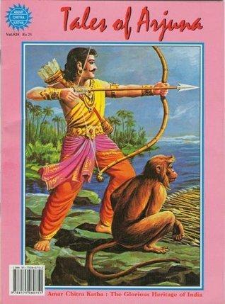 Tales of Arjuna ((Amar Chitra Katha)
