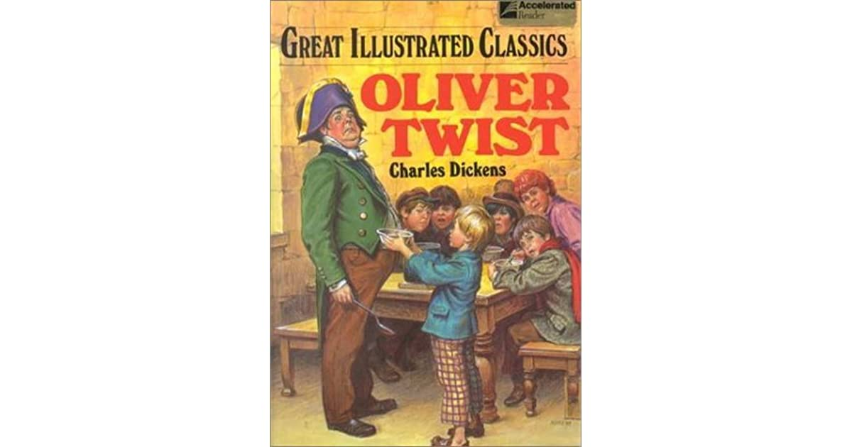 review of oliver twist by charles Title : oliver twist author : charles dickens illustrated by : george chruikshank first published : 1838 summary: oliver was born in the workhouse, where his mother, friendless and ill, had taken refuge she died almost as soon as her child was born, and the little orphan was thus left entirely to the care of the parish.