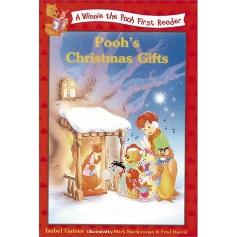 poohs christmas gifts by isabel gaines