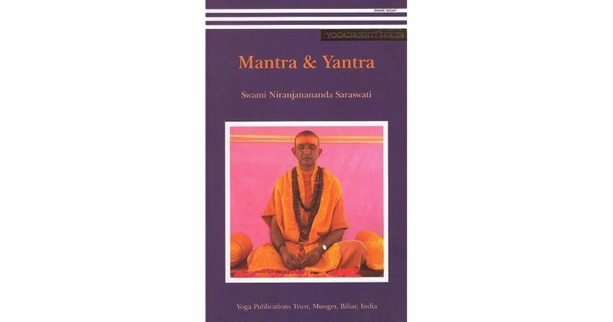 Mantra & Yantra by Swami Niranjanananda Saraswati