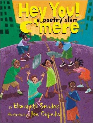 Hey You! C'mere! A Poetry Slam