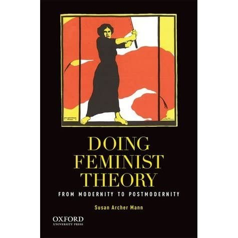 the feminist theory essay Feminism is the belief that women should have economic, political, and social equality with men the term feminism also refers to a political movement that works to gain such equality this movement is sometimes called the women's liberation movement or women's rights movement.