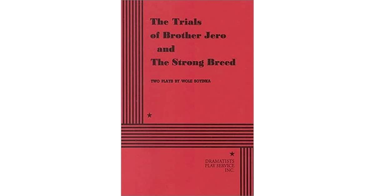 summary of trials of brother jero