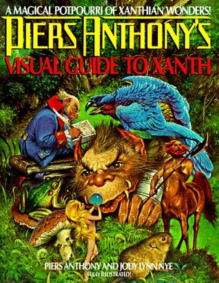 Piers Anthony's Visual Guide to Xanth (Xanth)