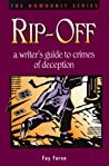 Rip-Off: A Writer's Guide to Crimes of Deception