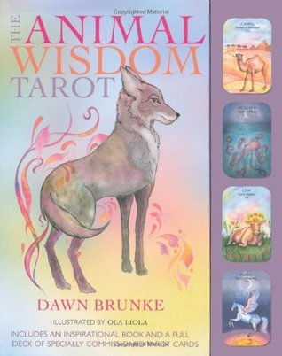 The Animal Wisdom Tarot - Book and Cards Box Set