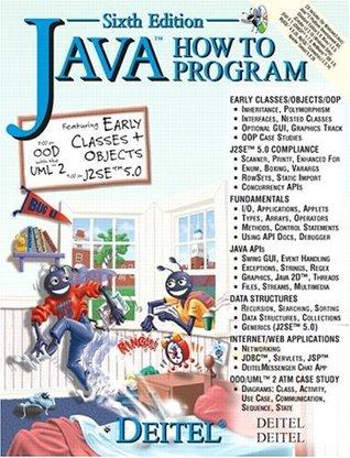 Java: How to Program by Harvey Deitel