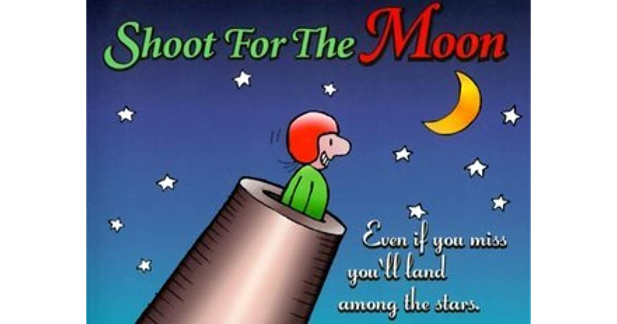 Shoot for the stars book