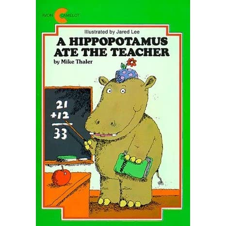 a hippopotamus ate the teacher
