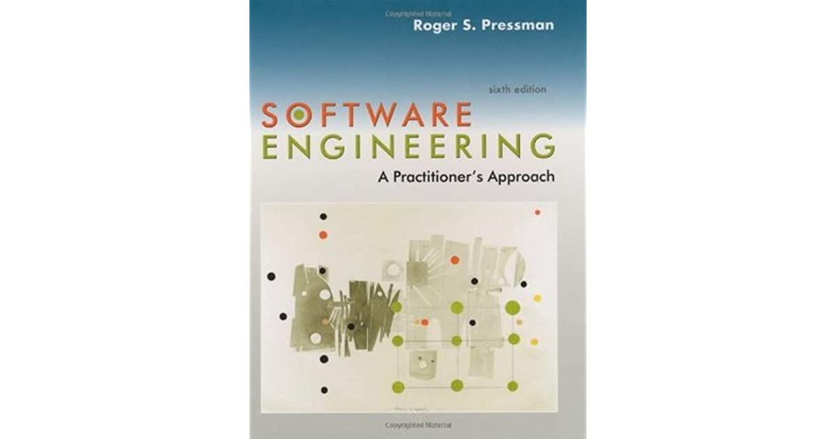 by software book engineering pressman text