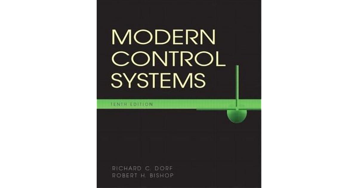 Dorf Bishop Modern Control Systems Pdf