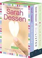 The Sarah Dessen Box Set (3 Books)