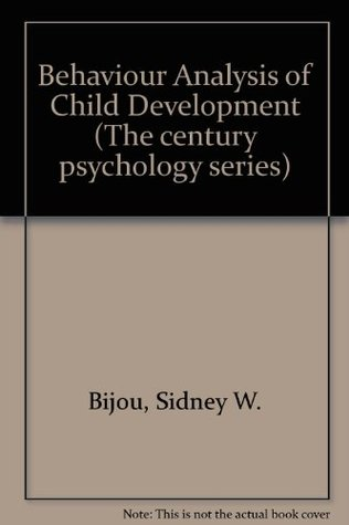 behavior analysis of child development