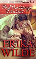 The Marriage Diaries Volumes 1 to 4