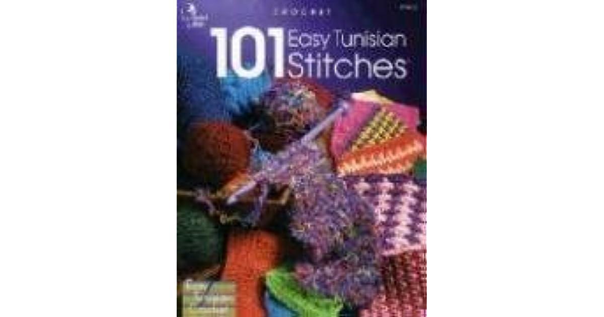 101 Easy Tunisian Stitches Pdf