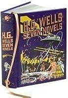 H.G. Wells: Seven Novels (Leatherbound Classics)