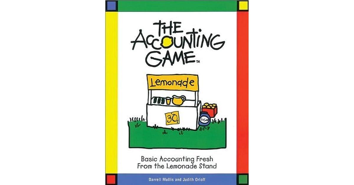 Accounting Game: Basic Accounting Fresh from the Lemonade