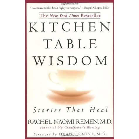 Kitchen Table Wisdom Pdf