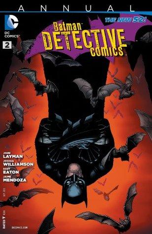 Batman Detective Comics Annual #2
