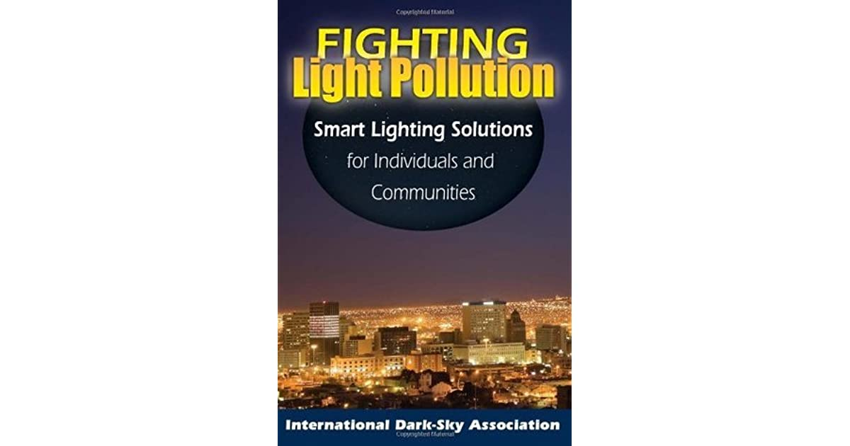 Fighting Light Pollution: Smart Lighting Solutions for
