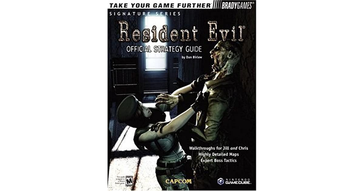 resident evil game cube walkthrough