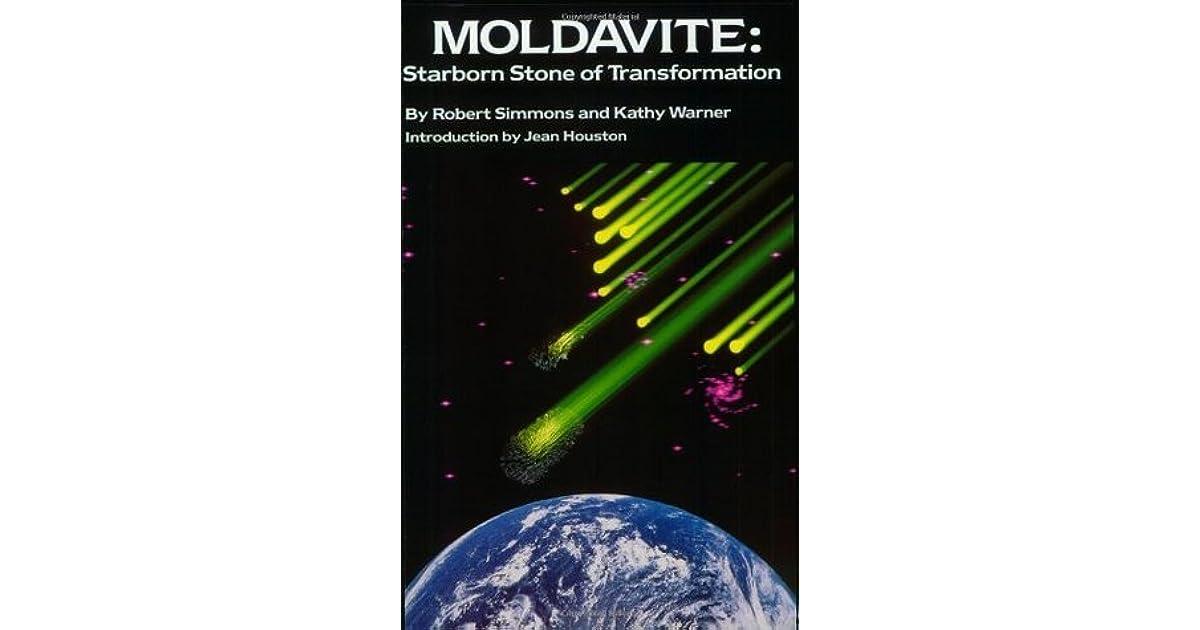 Moldavite Starborn Stone Of Transformation Epub