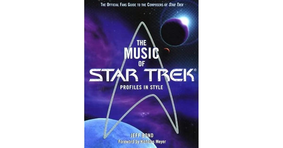 The Music of Star Trek by Jeff Bond