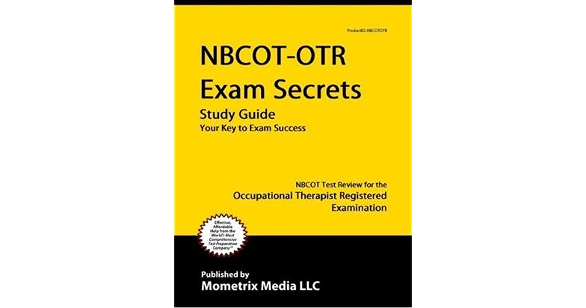 Study Guide - NBCOT