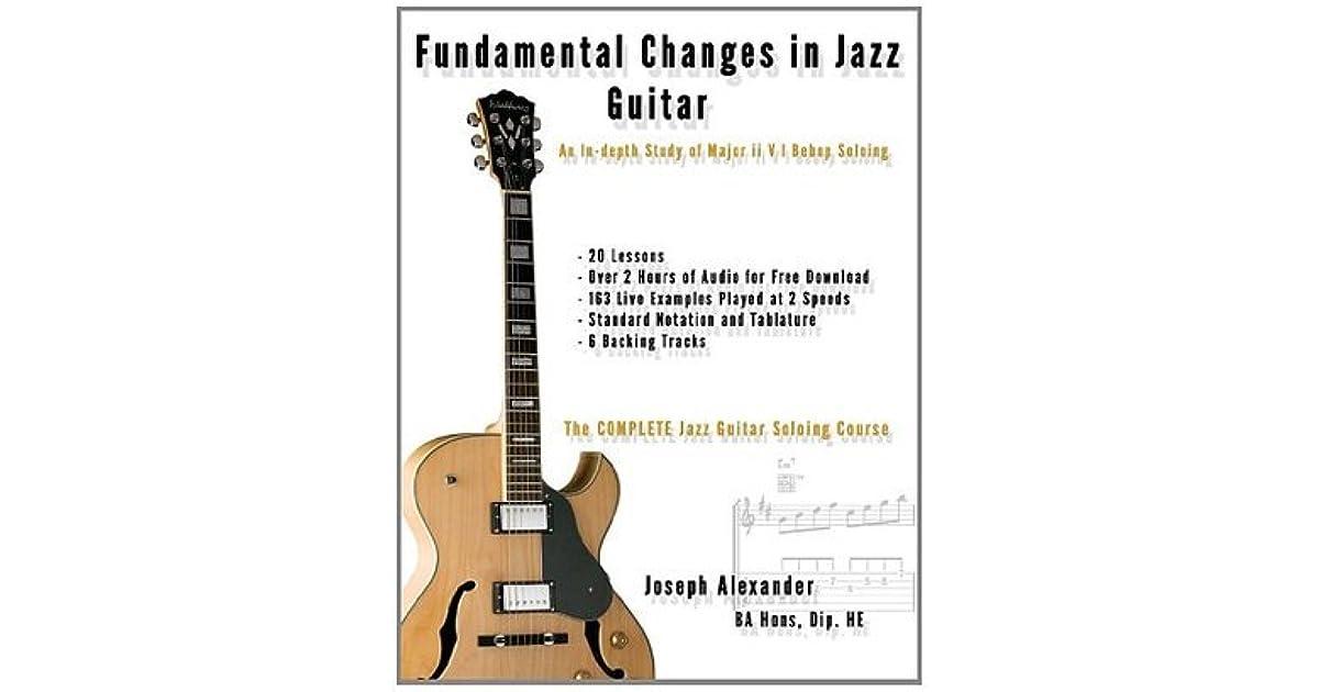 Fundamental Changes in Jazz Guitar: An In depth Study of Major ii