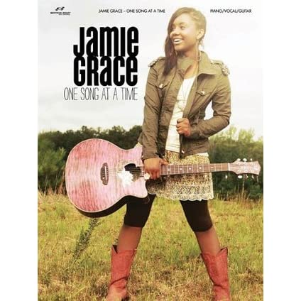 One Song at a Time - Jamie Grace Folio by Jamie Grace