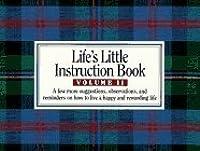 Life's Little Instruction Book, Volume II