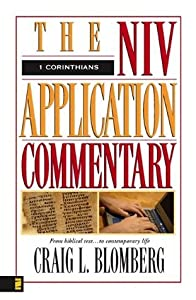 1 Corinthians (The NIV Application Commentary Book 7)