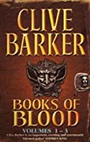 Books of Blood: Volumes 1-3 (Books of Blood #1-3)