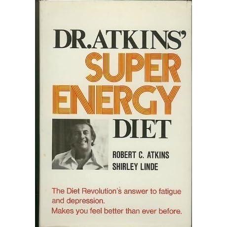 Dieta de la super-energia del dr. atkins