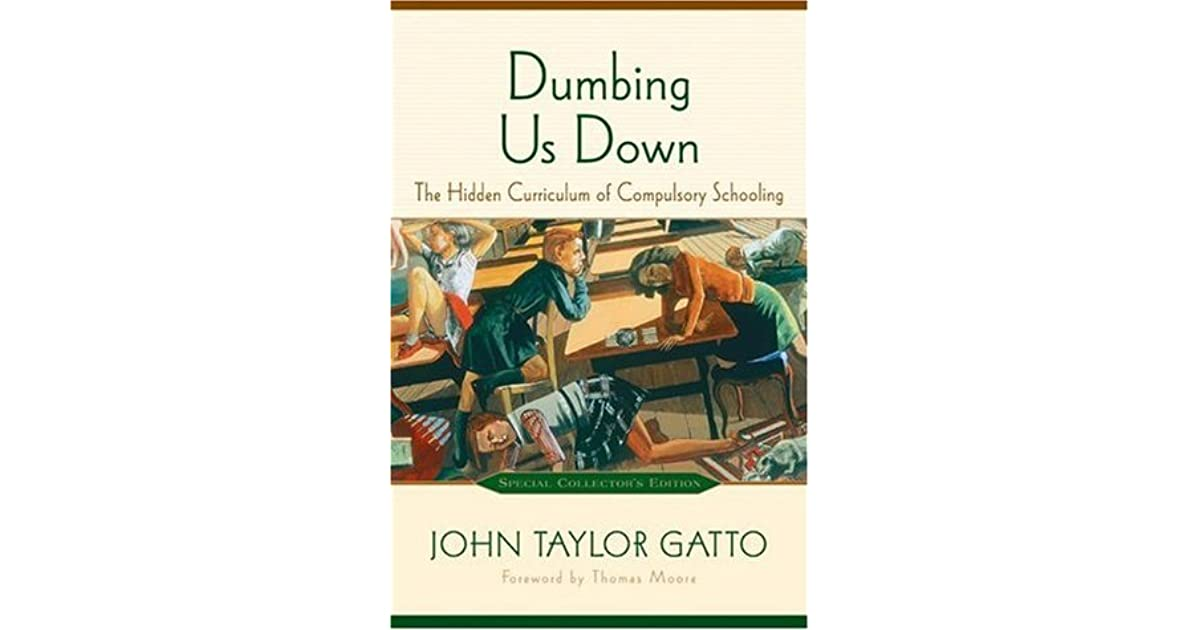 against school by john taylor gatto summary