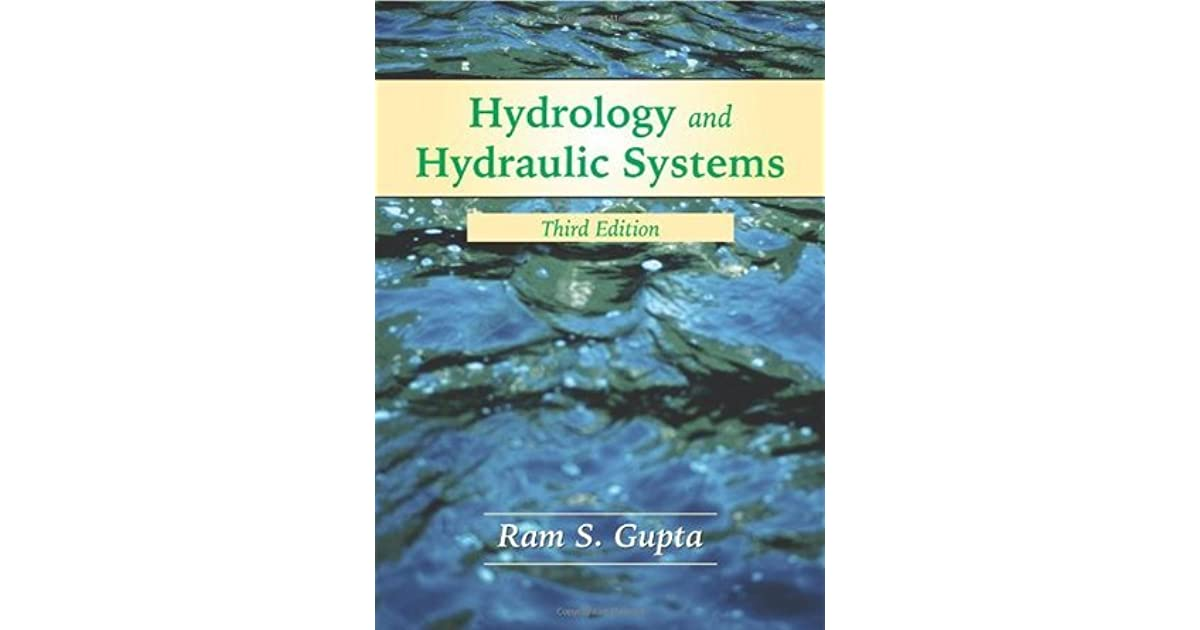 Hydrology And Hydraulic Systems Ebook Download
