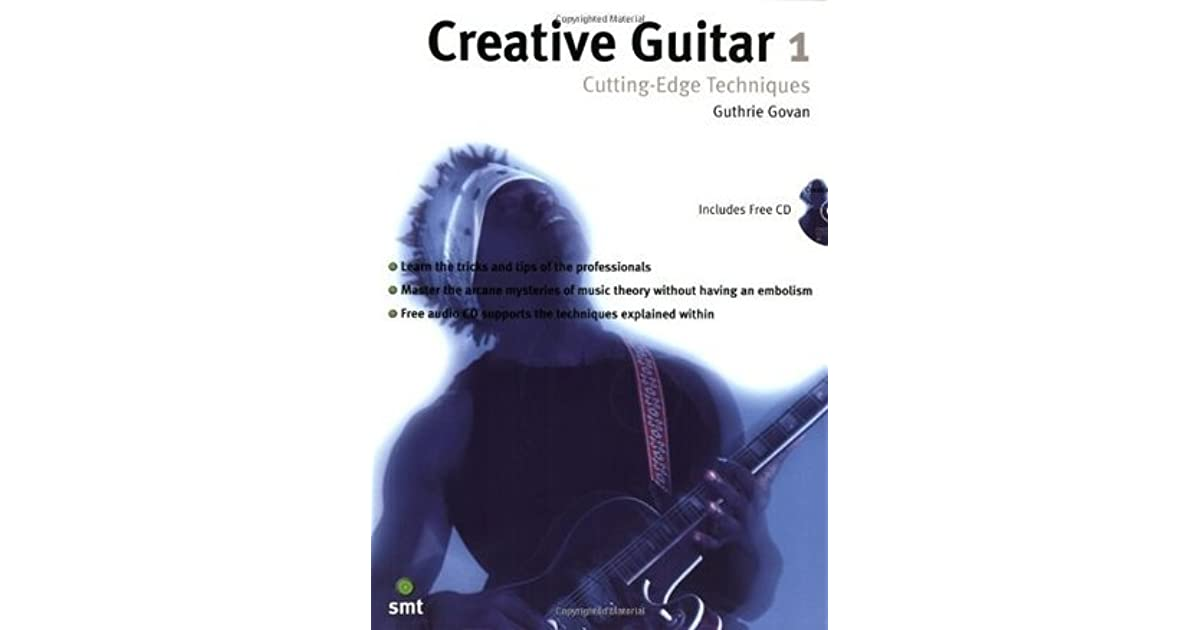 Guthrie Govan Creative Guitar 1 Ebook