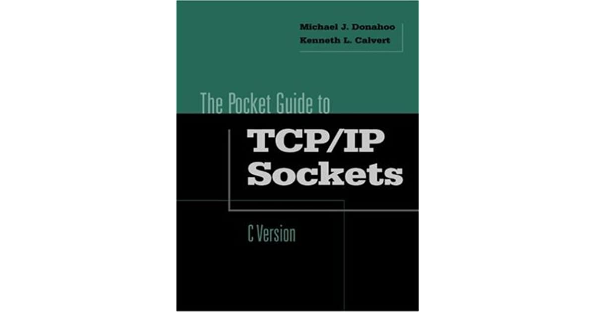 Tcp Ip Sockets In C 2nd Edition Pdf