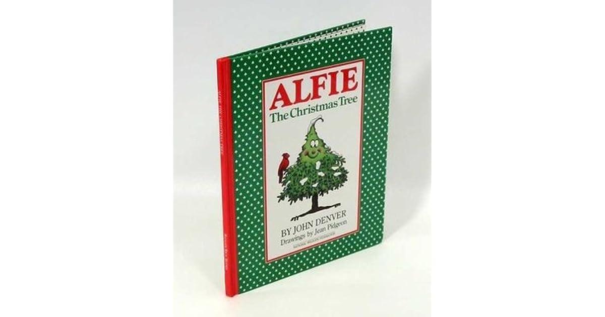 Alfie the Christmas Tree by John Denver