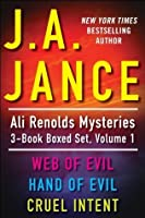 J.A. Jance's Ali Reynolds Mysteries 3-Book Boxed Set, Volume 1