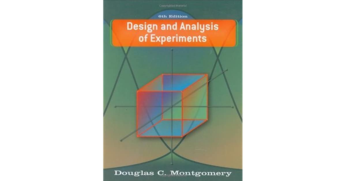 design and analysis of experiments Mit short programs course learn how to design experiments, carry them out, and analyze the data they yield this elementary program begins with a review of the most basic probability and statistics background necessary to scientific experimentation.