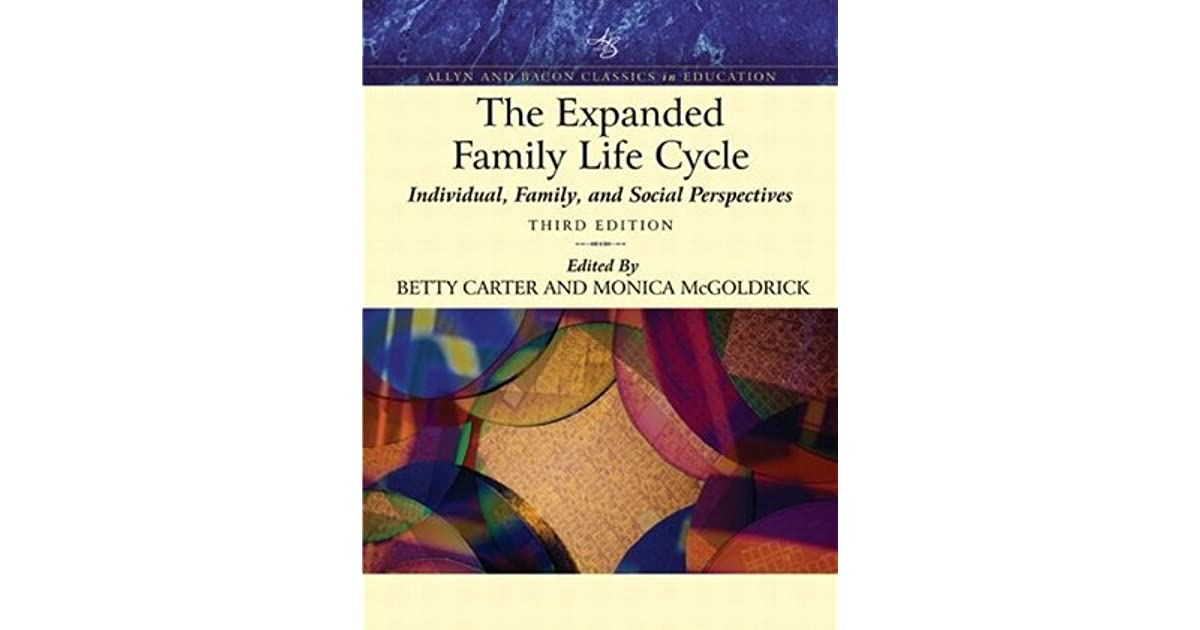 The Expanded Family Life Cycle Individual Family And