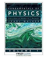 Fundamentals of Physics 9th Edition Volume 1 (Fundamentals of Physics, 1)